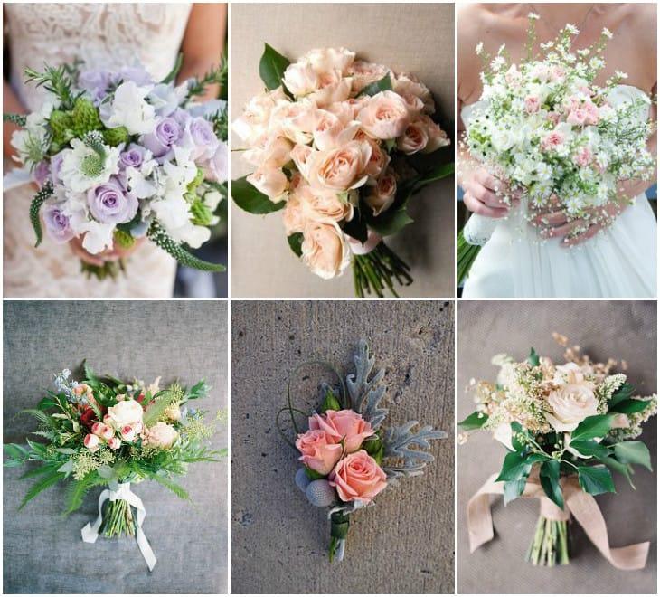 Букет невесты из кустовой розы своими руками 33