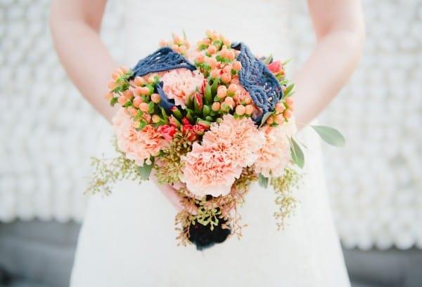 Флористика составление букет невесты
