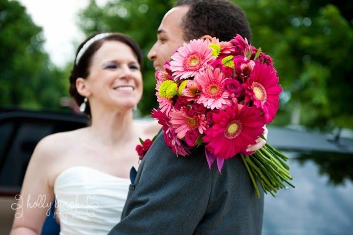 Свадебный букет из гербер своими руками: идеи оформления