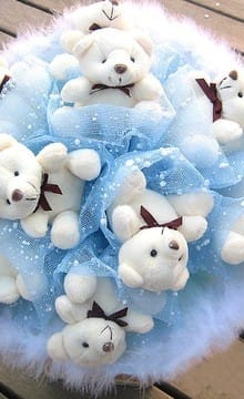 Букет из игрушек на свадьбу своими руками: фото и советы по оформлению