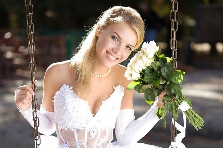 Как продавать невесту