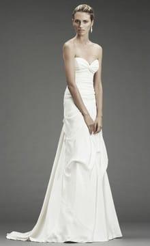 Простые свадебные платья: особенности кроя и идеи фасонов
