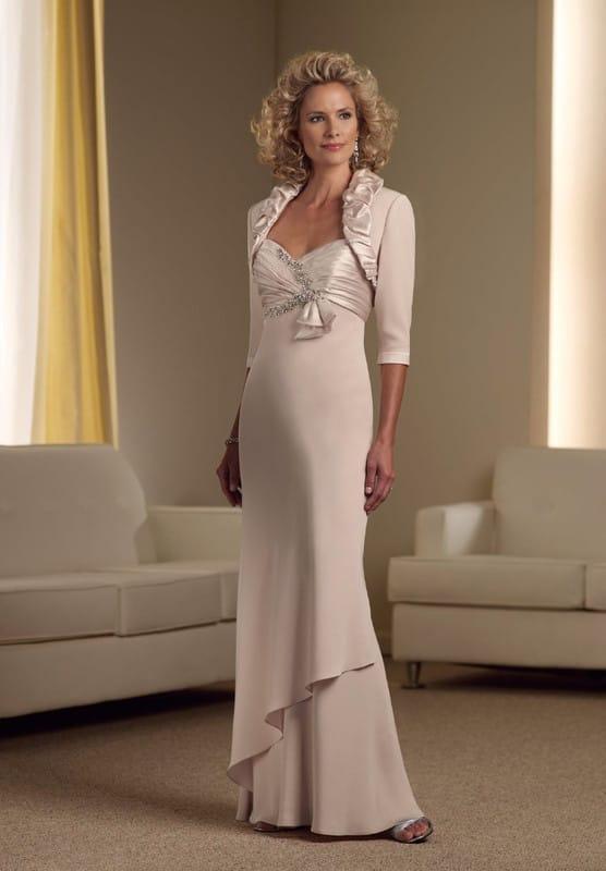 Фото вечерних красивых платьев для мамы невесты в