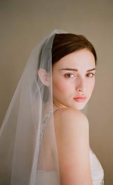 Легкие прически на свадьбу