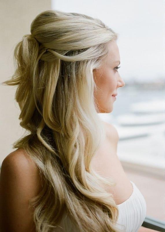 Причёски на прямые волосы