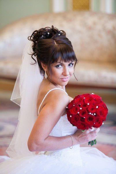 свадебные прически цена в киеве