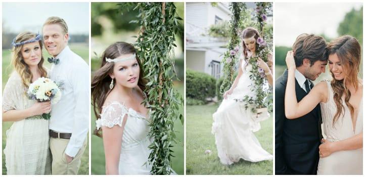 Невесту сзади видео