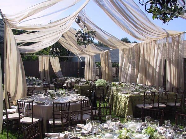 Свадебные шатры 8