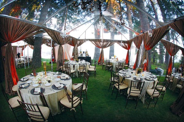 Свадебные шатры 5