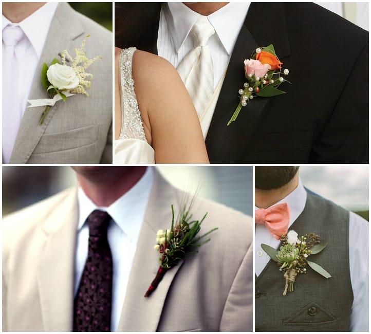Как называется цветок в кармане жениха