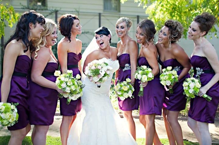 Наряды для гостей на свадьбу девушками