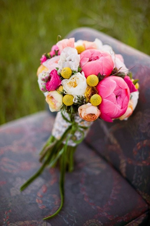 Цветов, сделать букет из пионов своими руками