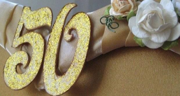 Оригинальный подарок на золотую свадьбу своими руками. Оригинальный подарок на золотую свадьбу.