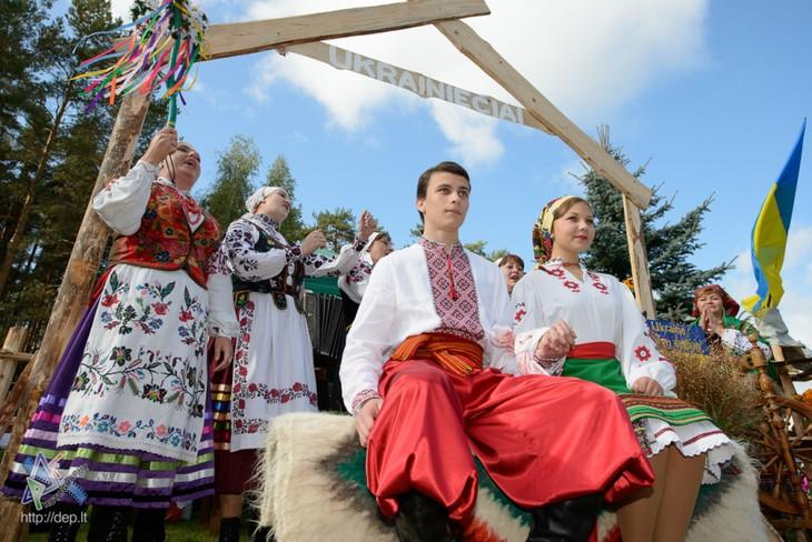 Сватовство у украинцев