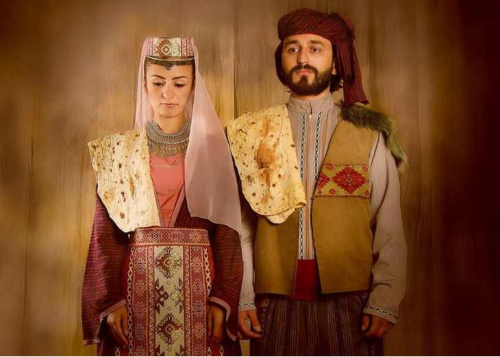 Проведение армянской свадьбы
